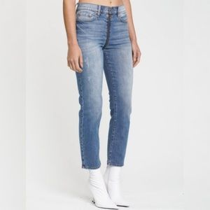 Pistola NWT Charlie High Rise Jeans Zip Around 28